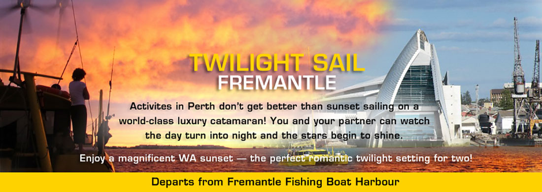 Fremantle Twilight Sails
