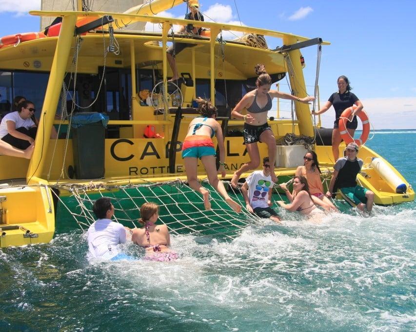 Capella's Cargo Net