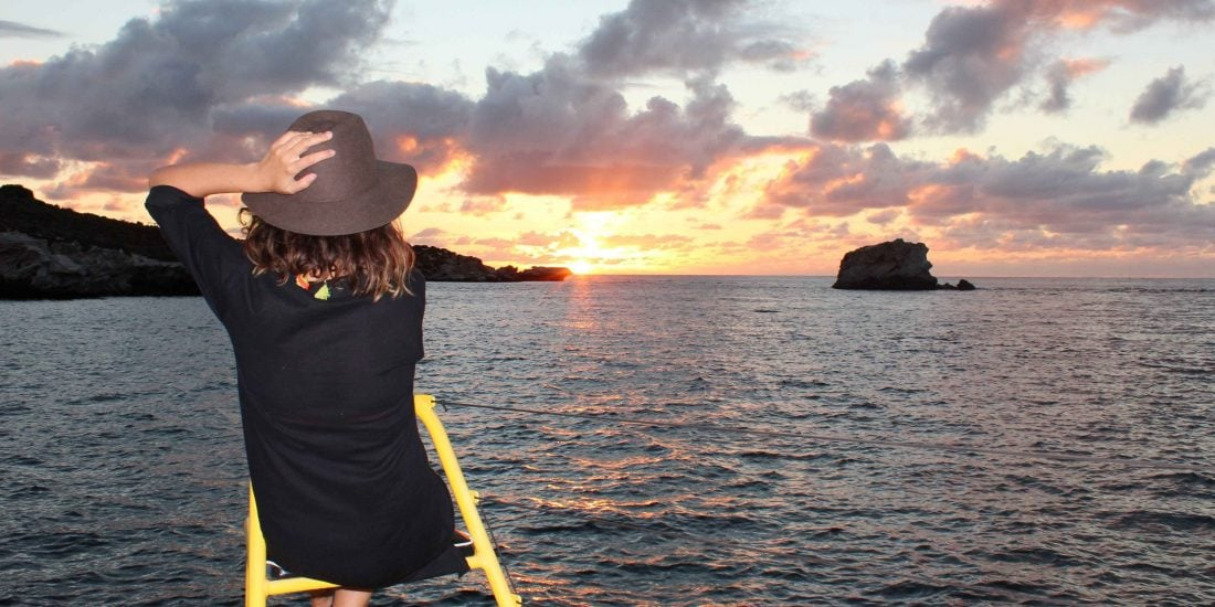 Rottnest Sunset Sail Tour Header