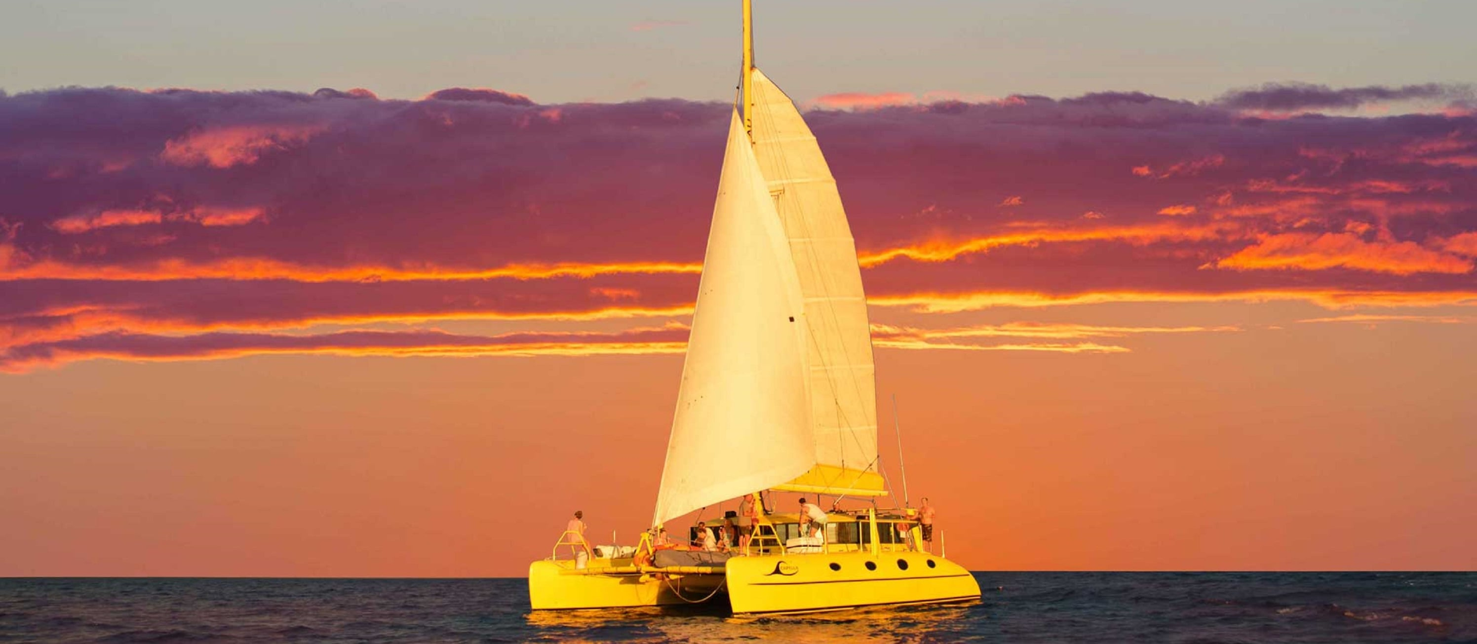 Sunset Cruise Perth | Fremantle Twilight Sails | What to do