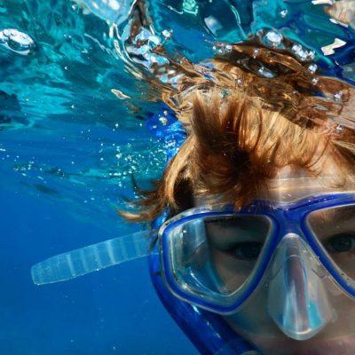 snorkelling rottnest